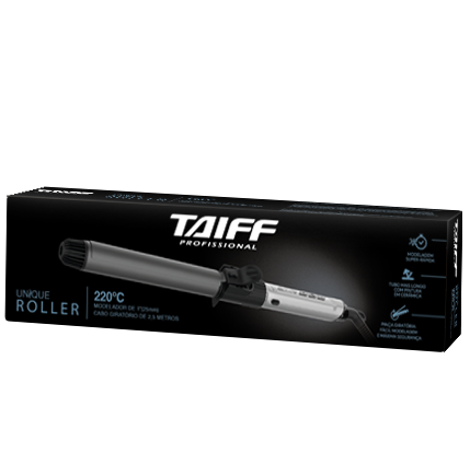 Caixa modelador Taiff Unique Roller